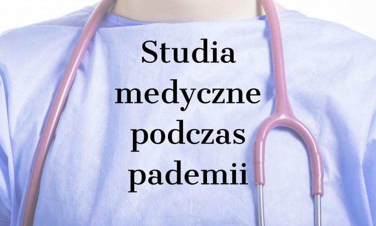 Studia medyczne podczas pandemii - Blog stetosklep.pl