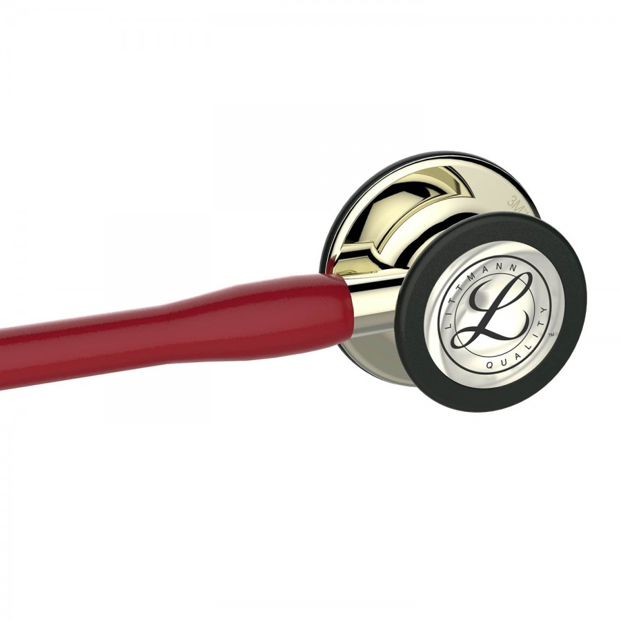 Stetoskop 3M™ Littmann® Cardiology IV™ - Champagne Burgund