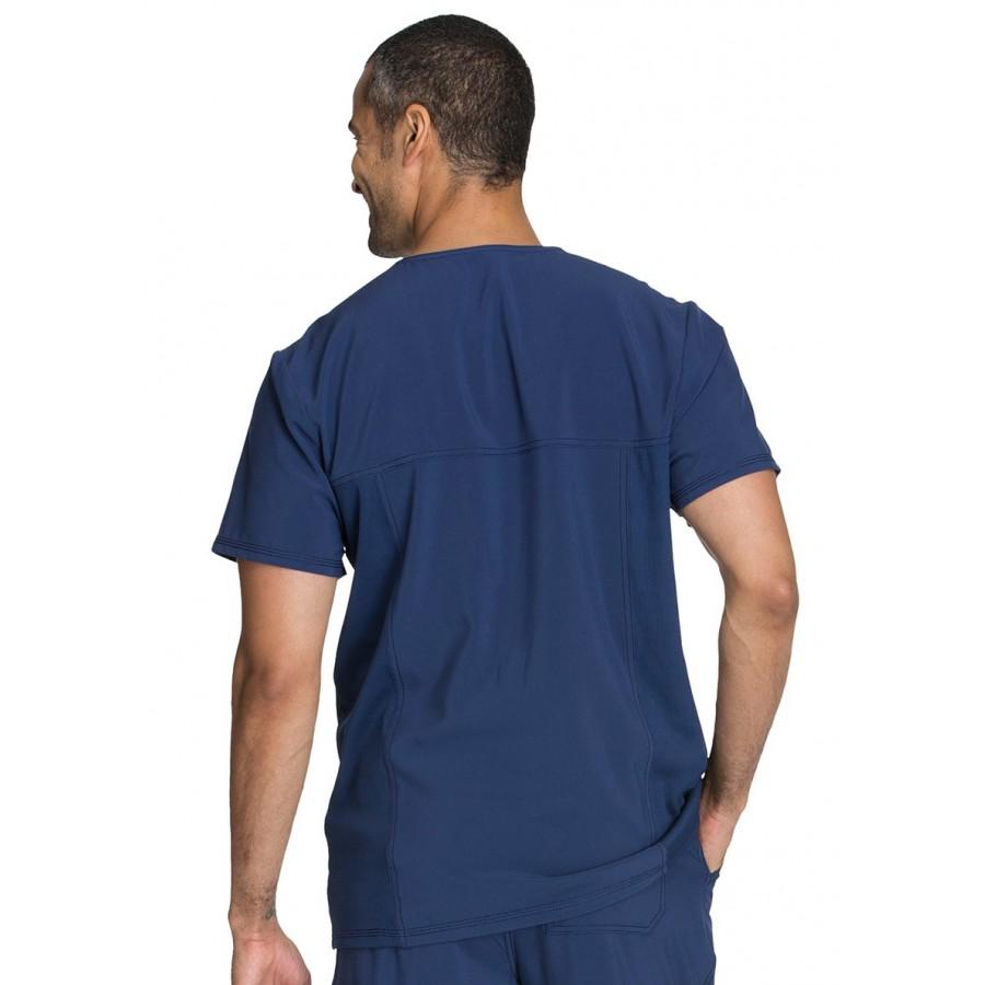 Cherokee - Męska Bluza Medyczna Infinity Granat