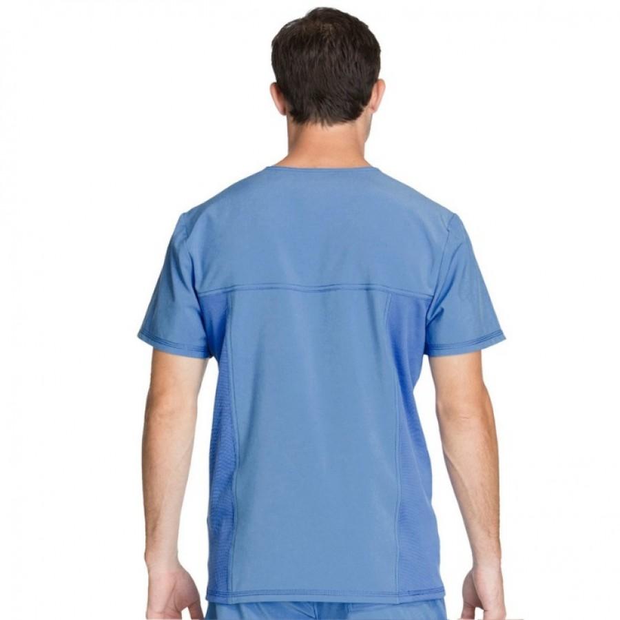 Cherokee - Męska Bluza Medyczna Infinity Błękit