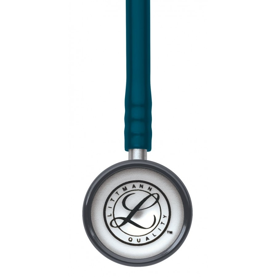 Stetoskop 3M™ Littmann® Classic II™ Pediatric - błękit karaibski + Oryginalne Etui 3M™