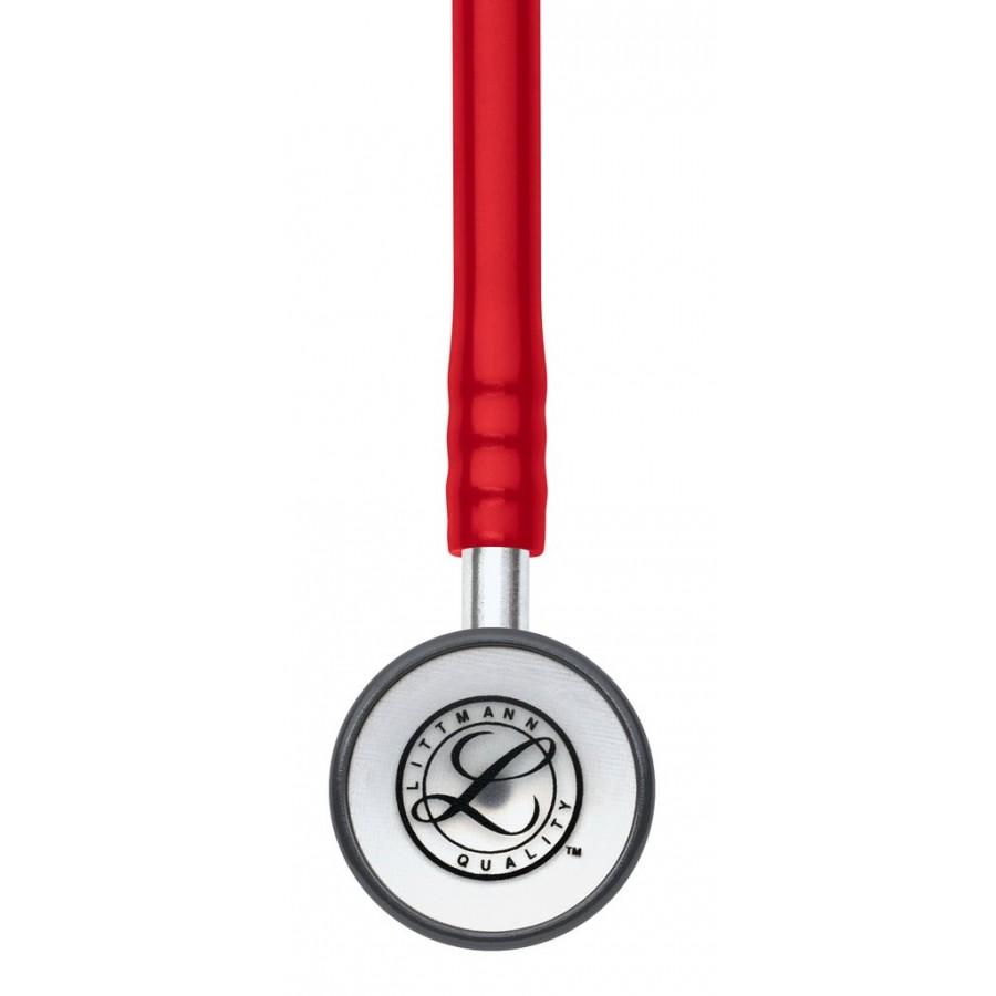 Stetoskop 3M™ Littmann® Classic II Infant - czerwony + Oryginalne Etui 3M™