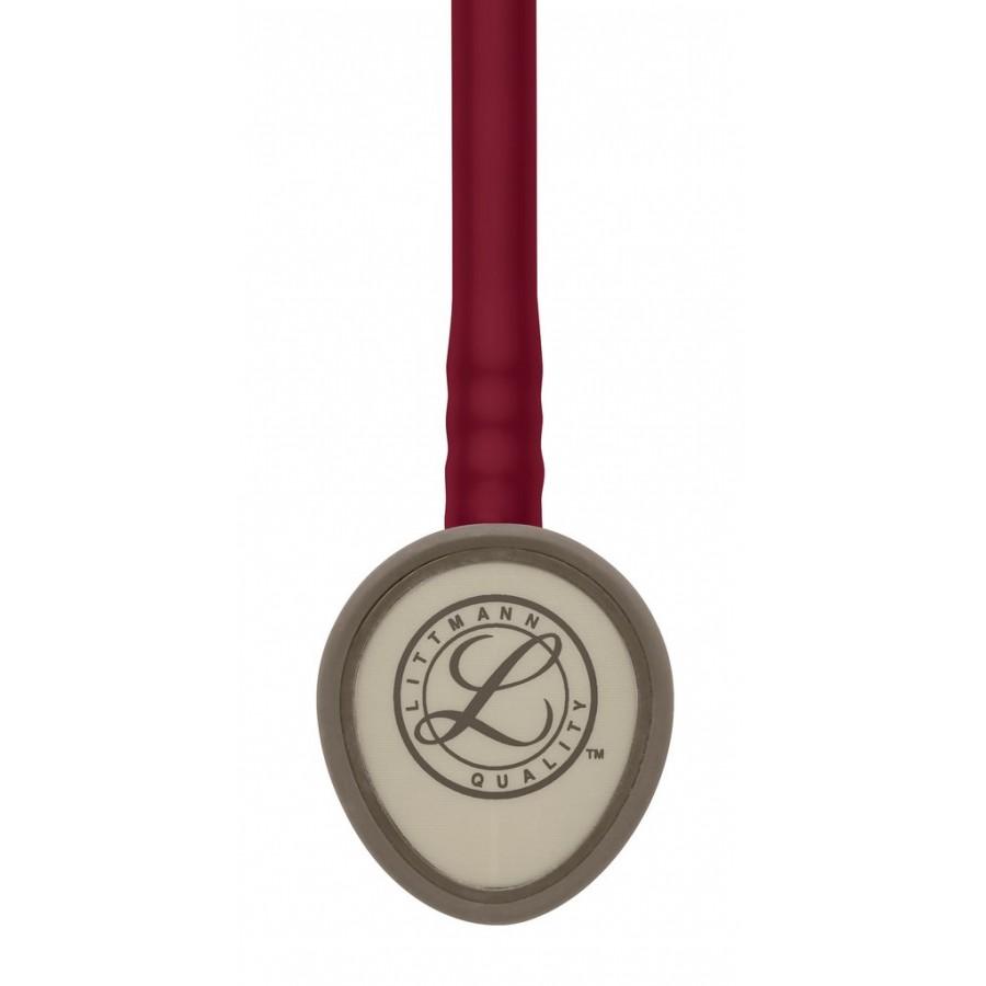 Stetoskop 3M™ Littmann® Lightweight II SE - burgund + Oryginalne Etui 3M™