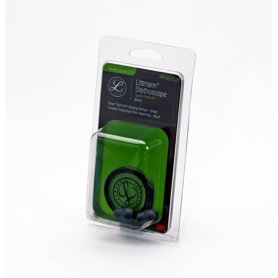 3M™ Littmann® Stetoskop, zestaw naprawczy, Master Classic™ - Black