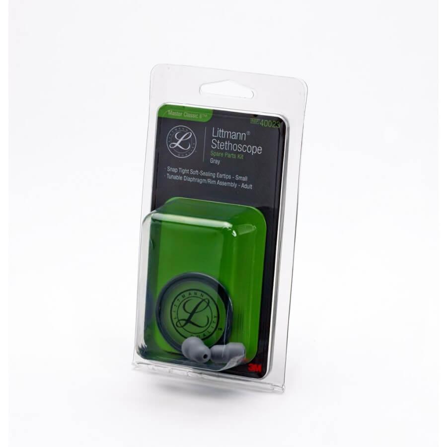 3M™ Littmann® Stetoskop, zestaw naprawczy, Master Classic™ - Grey