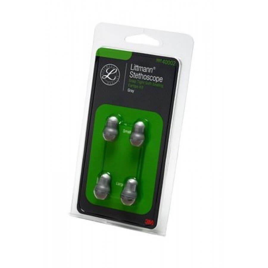 3M™ Littmann® Zestaw oliwek - Szare (małe i duże)