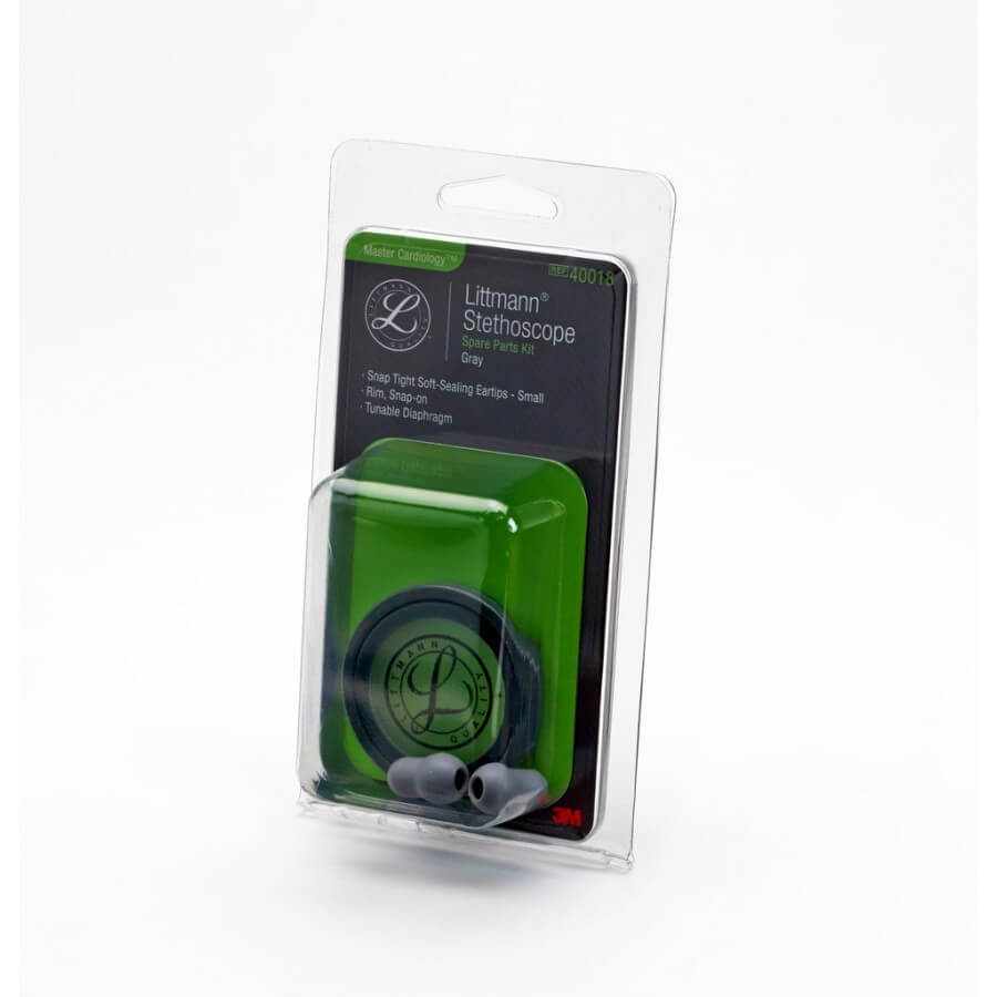 3M™ Littmann® Stetoskop, zestaw naprawczy, Master Cardiology™ - Grey