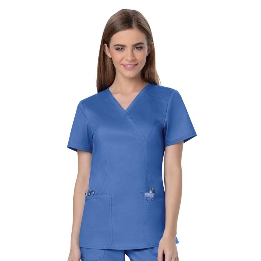 Cherokee - Bluza Medyczna Revolution Błękit