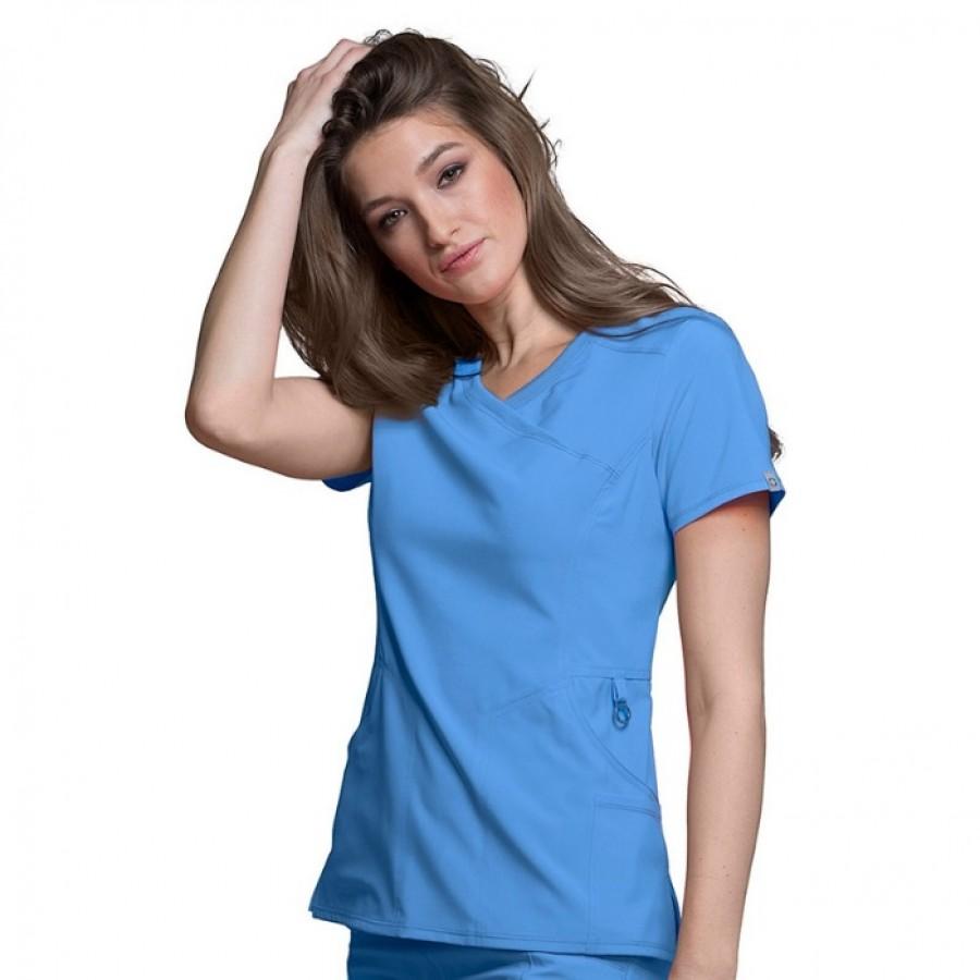Cherokee - Bluza Medyczna Infinity Błękit