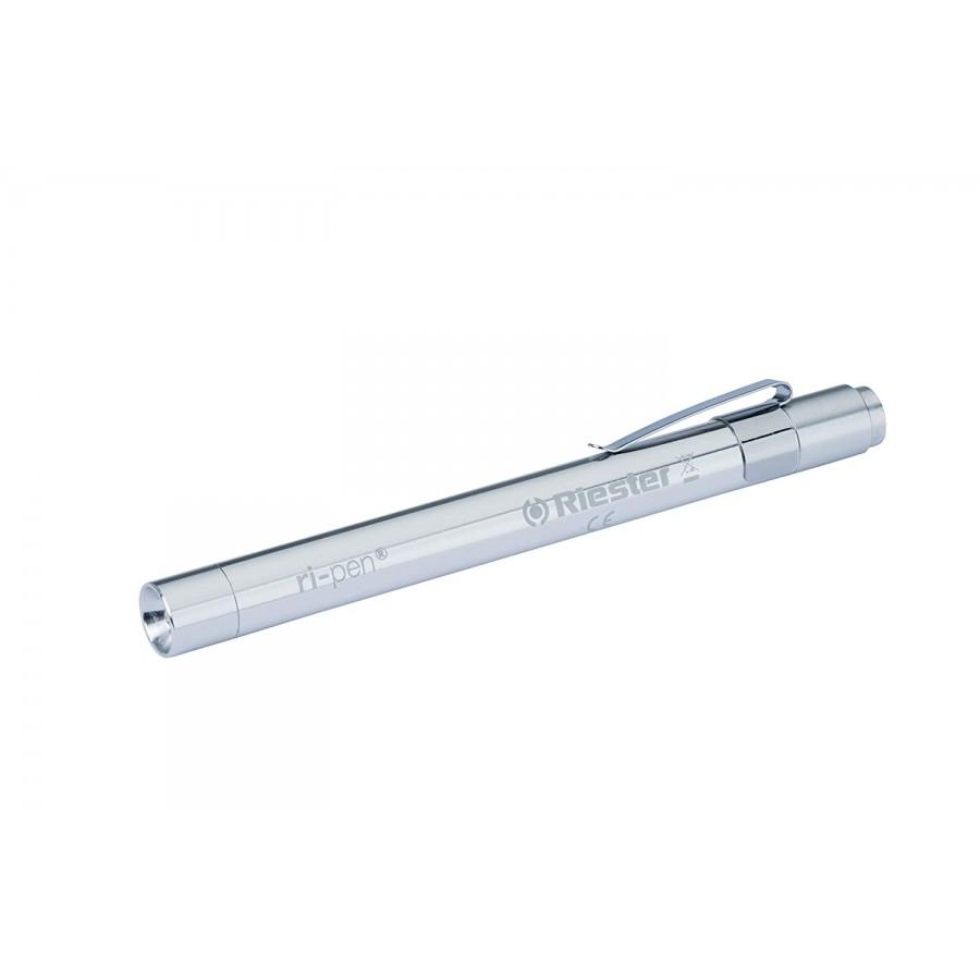 Latarka diagnostyczna Riester ri-pen No. 5074-526 srebrna
