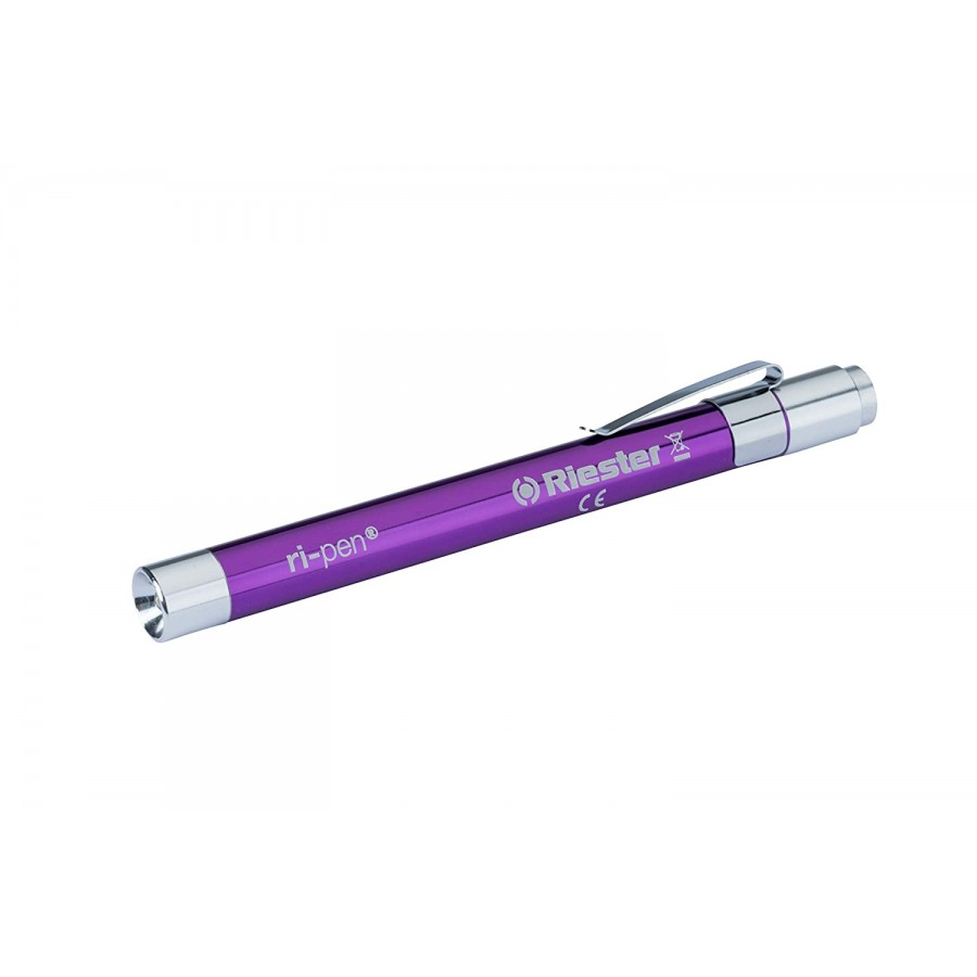 Latarka diagnostyczna Riester ri-pen No. 5078-526 fioletowa