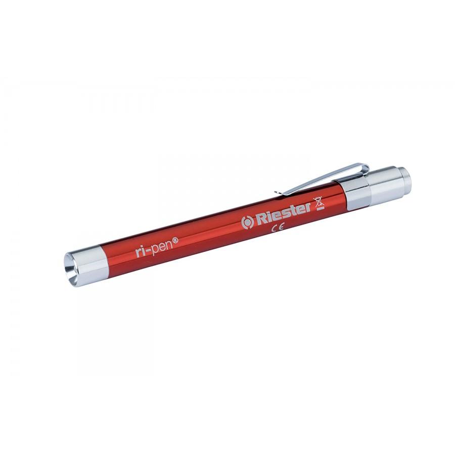 Latarka diagnostyczna Riester ri-pen No. 5077-526 czerwona
