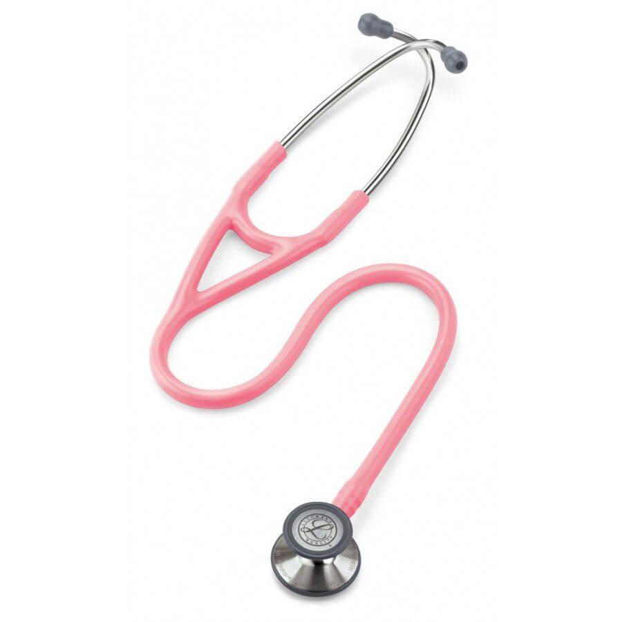 Stetoskop 3M™ Littmann® Cardiology III™ - róż koralowy