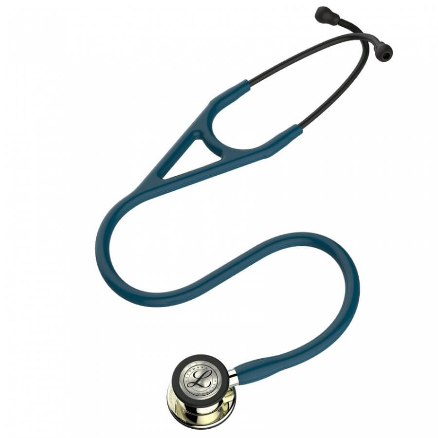 Stetoskop 3M™ Littmann® Cardiology IV™ - Champagne Błękit karaibski