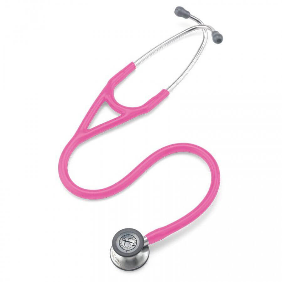 Stetoskop 3M™ Littmann® Cardiology IV™ - Różowy