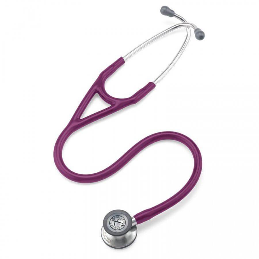 Stetoskop 3M™ Littmann® Cardiology IV™ - Śliwkowy