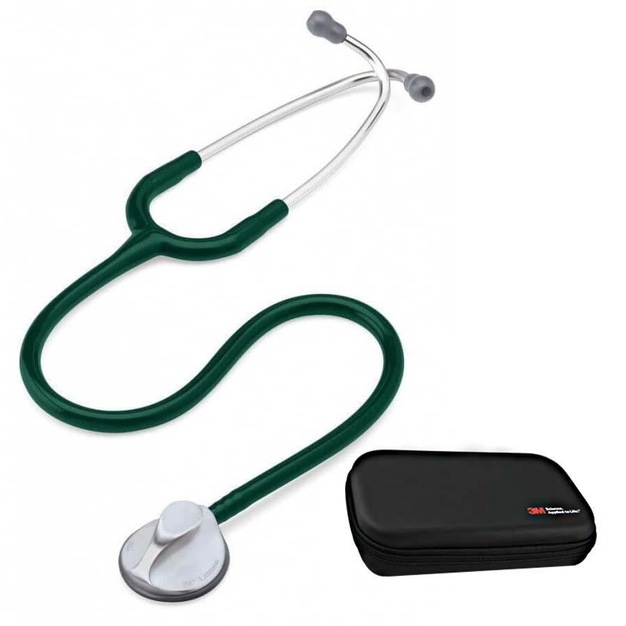 Stetoskop 3M™ Littmann® Master Classic II™ - ciemnozielony